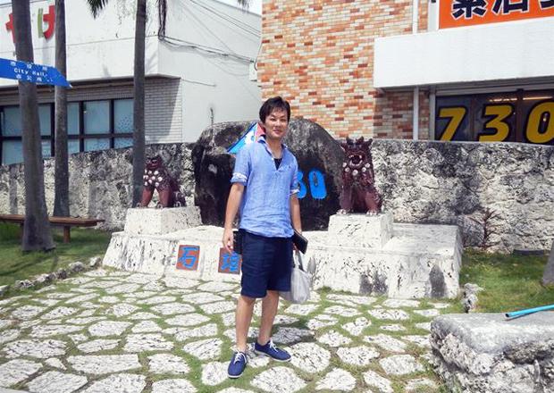 オフショット:沖縄県、石垣島にて